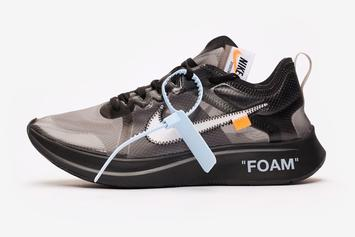 Off-White x Nike Zoom Fly SP Releasing Again Via Nike SNKRS