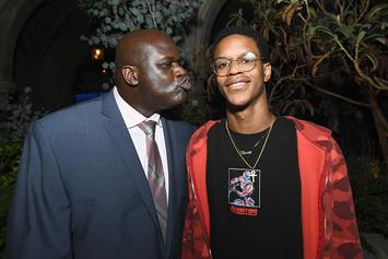 Shaq's Son Shareef O'Neal Shares Heart Surgery Update From Hospital Bed