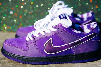 "Concepts x Nike SB Dunk Low ""Purple Lobster"": Purchase Links"