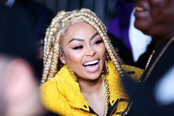 Blac Chyna Gets Trolled As Fans Guess Her Next Plastic Surgery's Location
