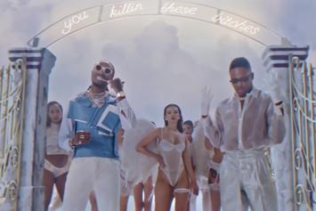 "Quavo Links With YG For The ""Slay"" Music Video"