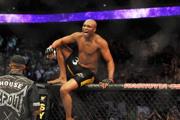 Anderson Silva Wants Fight With Conor McGregor