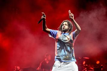 J. Cole Once Again Goes Platinum With No Features