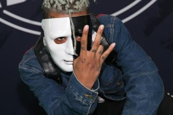 "XXXTentacion's ""Moonlight"" Goes 2X Platinum"