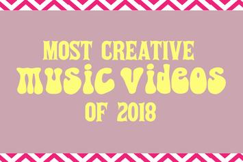 Most Creative Music Videos Of 2018