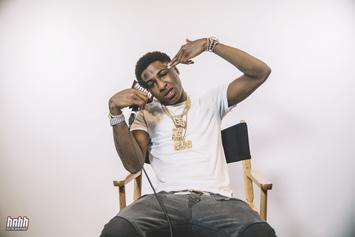 "NBA Youngboy Punches Concertgoer Who Tries Snatching His Chain ""In Vain"""