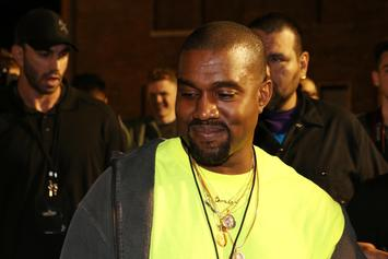 """Kanye West Giggles While Riding His """"Maybach"""" Wheels"""