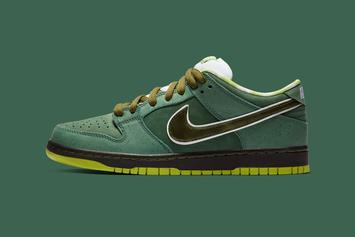 """Green Lobster"" Concepts X Nike SB Dunk Low Official Images Are Here"