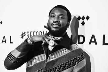Meek Mill Plays Santa: Gives Kid A New XBox After His Was Stolen