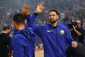 Klay Thompson's Shooting Slump Is Not A Concern To The Warriors