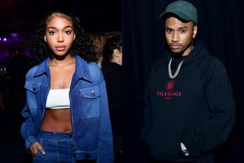 Lori Harvey & Trey Songz Boo'd Up In Photos Over The Holidays