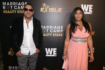 "Benzino Calls Out His Baby Mama For ""Ruining Christmas"" & She Responds"