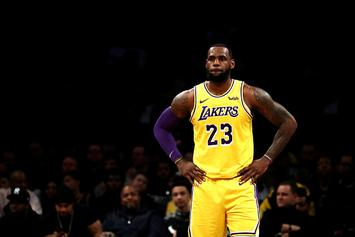 LeBron James Named AP Male Athlete Of The Year For The Third Time