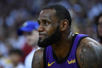 LeBron James Likely To Miss Multiple Games: Report