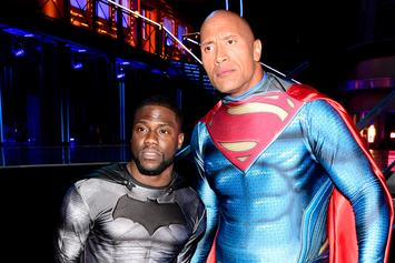 """The Rock To Kevin Hart: """"I WANNA PUNCH A HOLE IN YOUR STUPID FACE"""""""