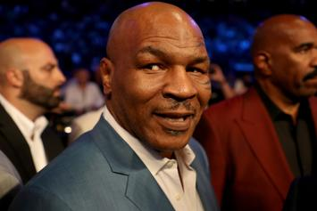 Mike Tyson Announces New Weed-Themed Music Festival