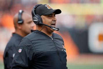 Marvin Lewis Fired By Bengals After 16 Seasons As Head Coach