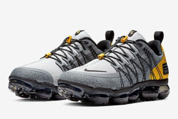"Nike Air VaporMax Run Utility ""Wolf Grey Amarillo"" Available Now"