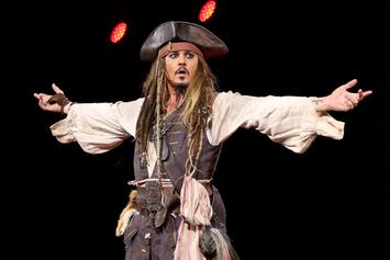 Disney Fires Johnny Depp, Saves $90 Million On Pirates Of The Caribbean