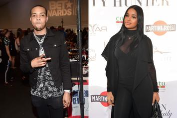 G Herbo Is Officially Dating Fabolous' Daughter Taina Williams