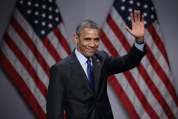 Barack Obama Makes His Debut On Billboard R&B Chart