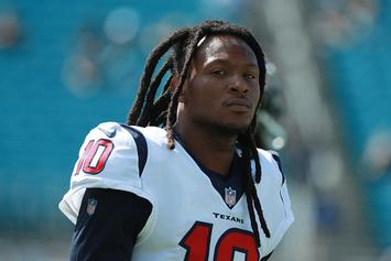 DeAndre Hopkins Donating Playoff Paycheck To Family Of Slain 7-Year Old