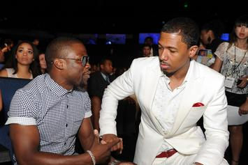 Nick Cannon Calls Out Kevin Hart's Workout Routine & Gets Destroyed In Response