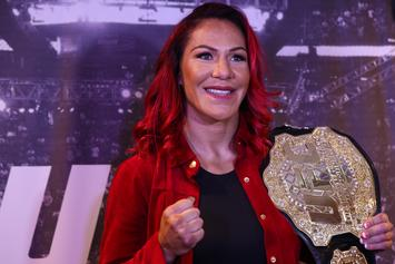 Cris Cyborg Was Consoled By Halle Berry After UFC 232 Loss