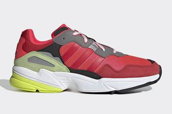 Adidas Unveils Two Chinese New Year Sneakers