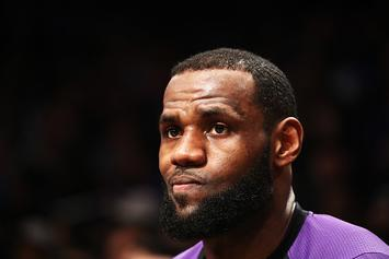 LeBron James To Miss Several More Games Before Reevaluation