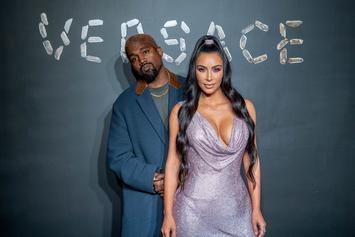 Kanye West & Kim Kardashian Smiling Wide At Their New Million Dollar Miami Condo