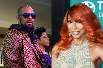 Tamar Braxton Gets Blasted For Now-Deleted R. Kelly Tweets