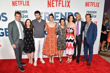 """""""Friends From College"""" Writers Switch Up Storyline In Season 2"""