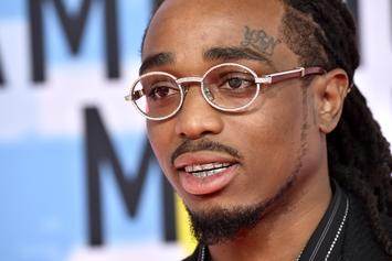 Quavo Compares Making Hit Records To Fishing In New Interview