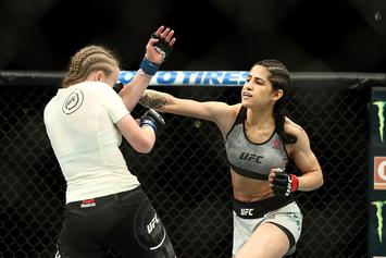 UFC's Polyana Viana Beats Up Would Be Mugger In Brazil: Photos