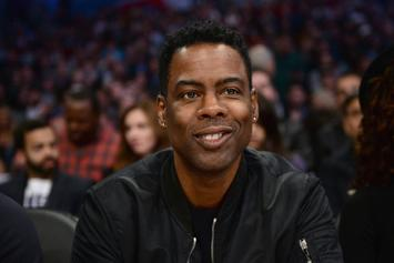 "Chris Rock On Hosting The Oscars: ""I'm Not Doing It, Goddammit!"""