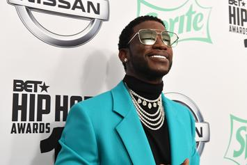 "Gucci Mane Compares ""Big Guwop"" & ""Slim Guwop"" In Motivational Post"