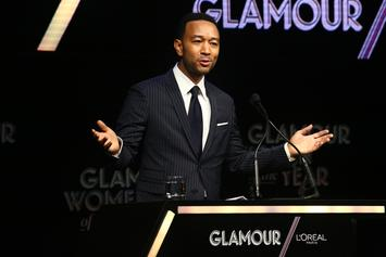 John Legend Claps Back At Critics Calling Him A Hypocrite For Appearing In R. Kelly Doc