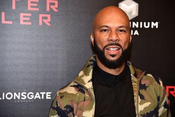 "Common Says The Black Community Failed R. Kelly Survivors: ""We Live & Learn"""