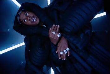 "Rich The Kid Channels A ""TNA"" Loving Mad Scientist In ""Splashin"""