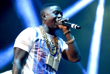 "Boosie Teaches His Kid How To Drive: ""You Can Drive At 2, I Don't Give A Fu*k!"""