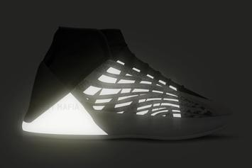 "Adidas Yeezy Basketball ""Quantum"" To Release This Spring"