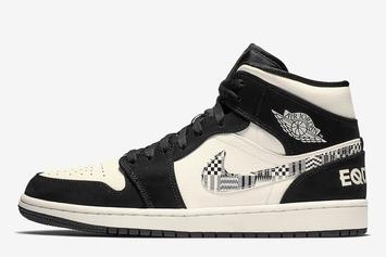 "Air Jordan 1 Mid ""Equality"" Surfaces: Release Details"
