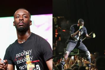 "GoldLink Throws Subliminal Jabs At Sheck Wes On ""Justine's Interlude"""