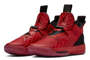 All-Red Air Jordan 33 Debuts Next Week: Official Photos