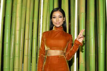 "Jhené Aiko Teases New Project, Says She's ""Skinny But Still Insecure"""