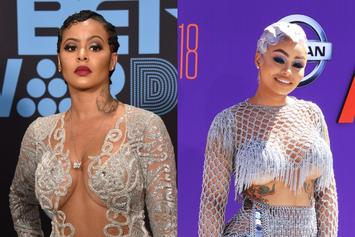 Blac Chyna Allegedly Throws Her Drink At Alexis Skyy, Inciting Club Melee