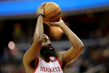 James Harden Scored 58 Points But It Wasn't Enough For The Rockets To Win