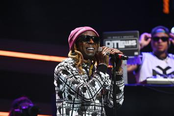 "Lil Wayne Releases ""I Ain't Sh*t Without You"" Tour Documentary"