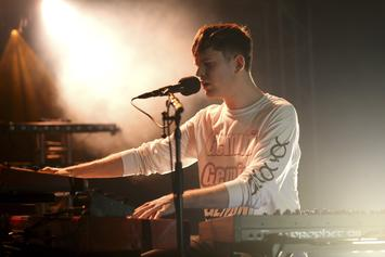 James Blake Reflects On Crafting Bangers With Travis Scott & Metro Boomin